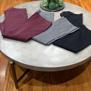 🔥🔥3 used Isaac mizrahi book cut jeans size 14